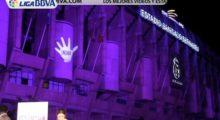 Zum Weltmädchentag: Das Bernabéu leuchtet pink