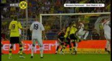 Fünf Tore beim letzten Spiel gegen den BVB