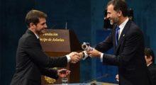 Prinz-von-Asturien-Preisverleihung