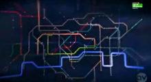 Road to Wembley, der Plan der Metro in London