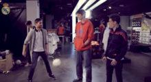 Xabi Alonso und Co weihen den neuen Fanshop von Real Madrid im Bernabéu ein