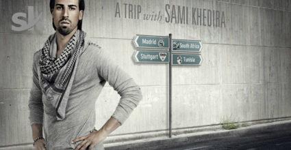 Sami Khedira im Interview mit REAL TOTAL