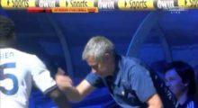Bewegte Bilder von Mourinhos letztem Madrid-Spiel