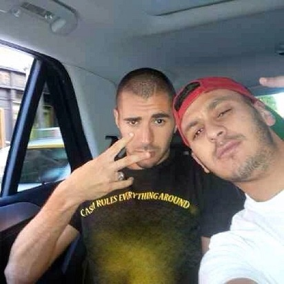 The Criminal Life of Benzema - Page 6 10_Benzema-und-Bruder1