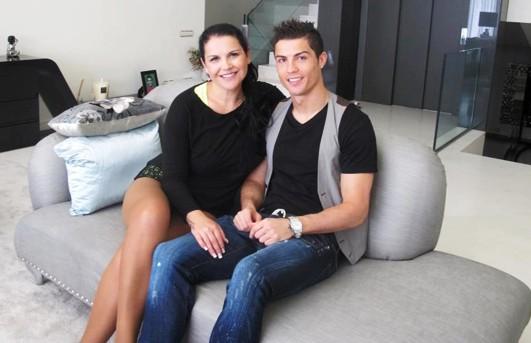 Katia Aveiro Cristiano Ronaldo