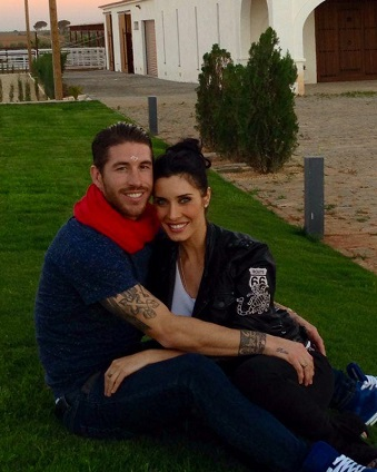 sergio ramos wird vater real total. Black Bedroom Furniture Sets. Home Design Ideas