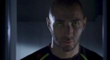 Karim Benzema mit Adidas F50 für Intersport