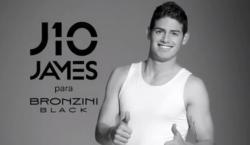 James Rodriguez Bronzini J10