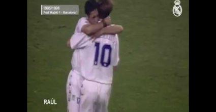Die besten Clásico-Tore im Bernabéu