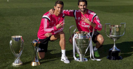 arbeloa ronaldo real madrid