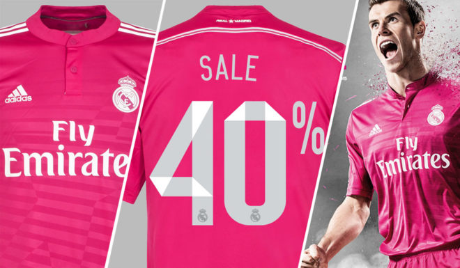 real madrid trikot rabatt pink