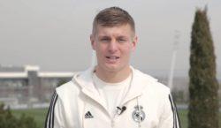 Kroos zählt auf Unterstützung aus Deutschland