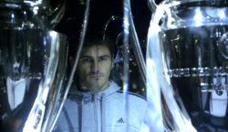 Iker Casillas Adidas