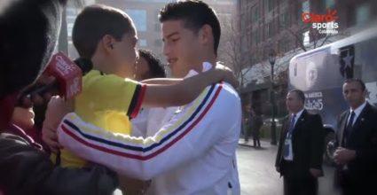 Jetzt ist Miguel dran: James erfüllt nächsten Traum