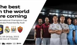 international champions cup 2015 australia