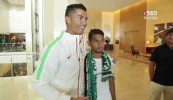 Ronaldo trifft Martunis wieder