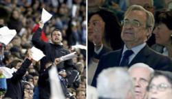 Fans Florentino Pérez