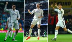 Morata Bale Ronaldo