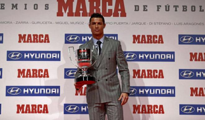 Cristiano Ronaldo MARCA