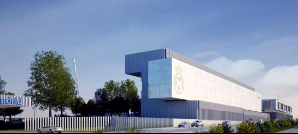 B rokomplex neubau edificio de oficinas real total - Oficinas real madrid ...