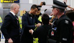 Cristiano Ronaldo Manchester