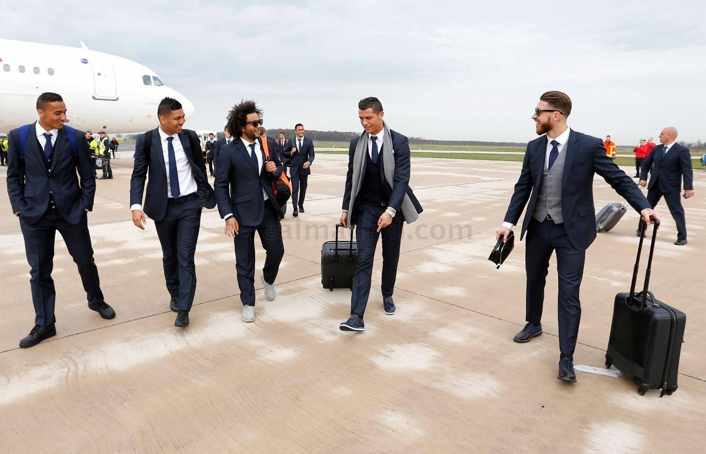 Madrid Ankunft