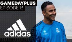 """Adidas """"Gamedayplus"""" 13: Navas und Marcelo geben sich die Ehre"""