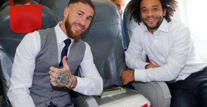 real madrid manchester city marcelo sergio ramos