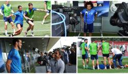 Medientag Real Madrid