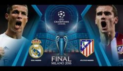 Champions-League-Finale –noch neun Tage