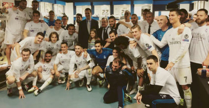 real madrid team-foto champions league manchester city
