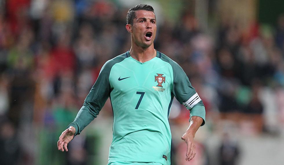 Real Ikone Amavisca Darum Wird Ronaldo Keine Gute Em Spielen Real