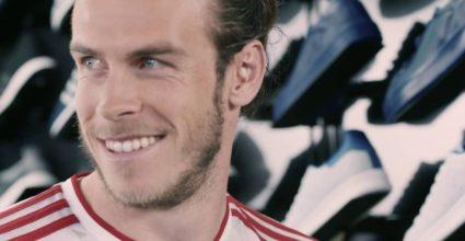 Bale und die Footlocker-Fans