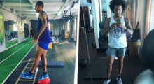 danilo marcelo training fitness