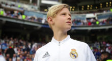 real madrid foundation clinics germany bernabeu training