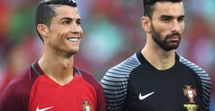Cristiano Ronaldo Portugal Europameisterschaft 2016