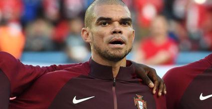 Pepe Portugal Nationalmannschaft