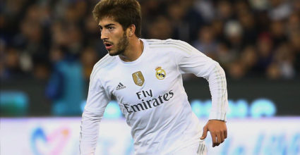 Lucas Silva Real Madrid