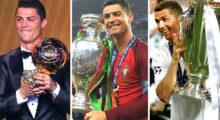 Cristiano Ronaldo ballon dor europameisterschaft champions league