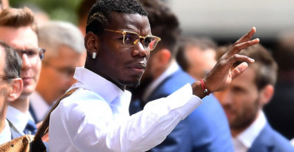Paul Pogba Juventus Turin Real Madrid