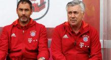 Carlo Ancelotti Paul Clement FC Bayern München
