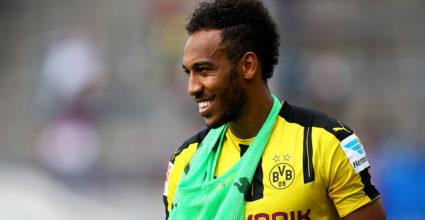 Pierre-Emerick Aubameyang Borussia Dortmund Real Madrid