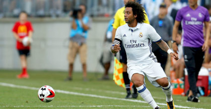 marcelo paris real madrid