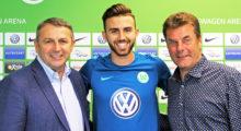 Borja Mayoral VfL Wolfsburg