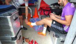 Karim Benzema Schuhe