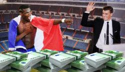 Gareth Bale Paul Pogba Rekordtransfers Fußball