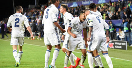 Sergio Ramos UEFA Super Cup Real Madrid