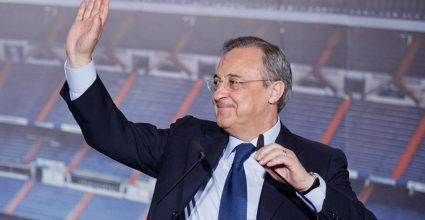Florentino Pérez Real Madrid