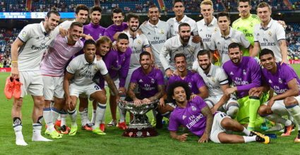 Real Madrid Trofeo Bernabéu