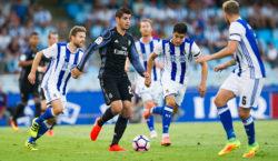 Álvaro Morata Real Madrid La Liga